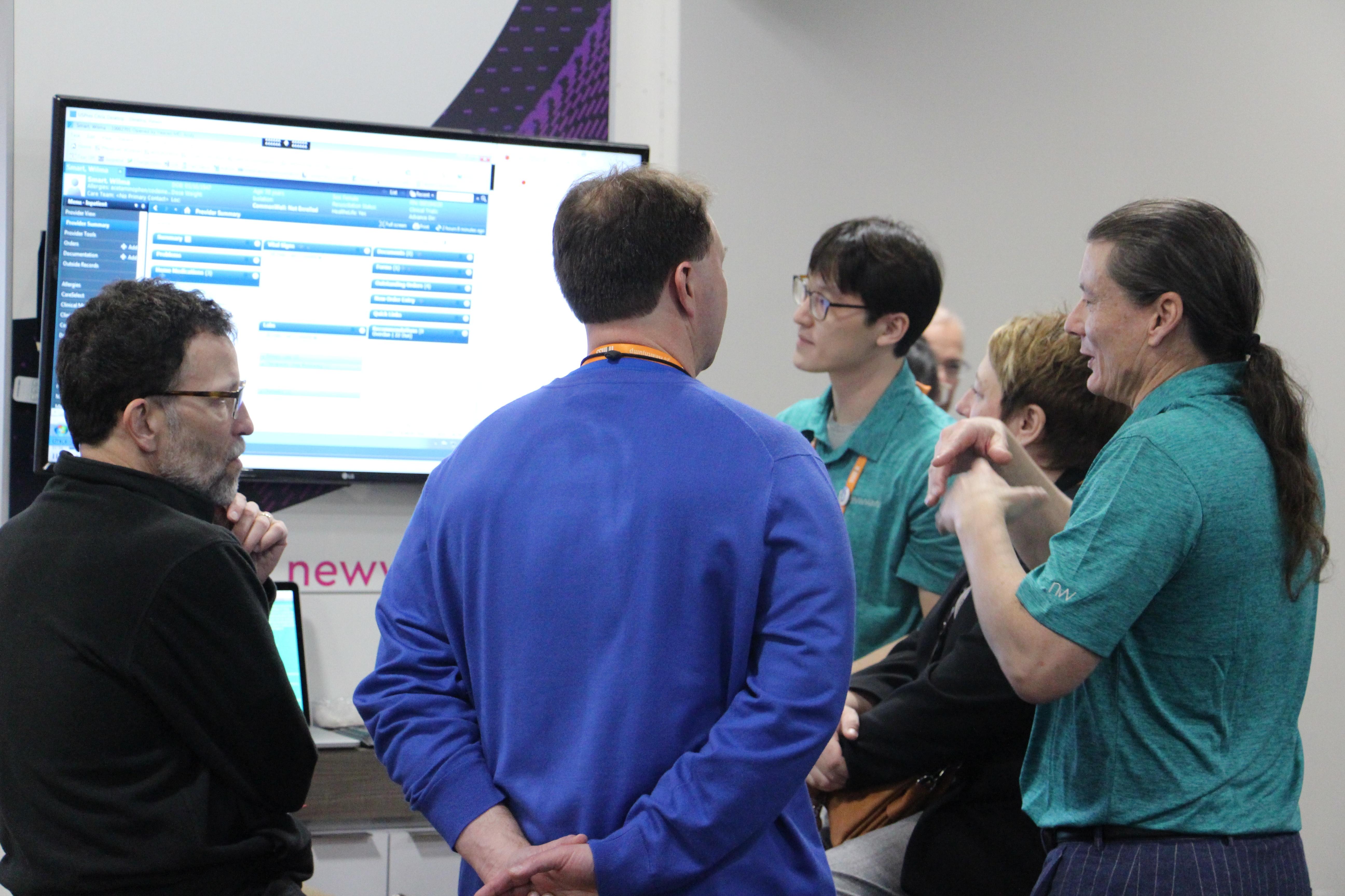 NW CTO Greg Harris talks consumer centered data exchange